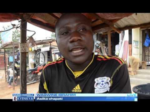 Naawe osobola: Asiika Chapati akuwa amagezi