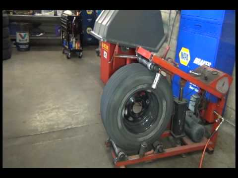 Tire Truing and/or Tire Shaving