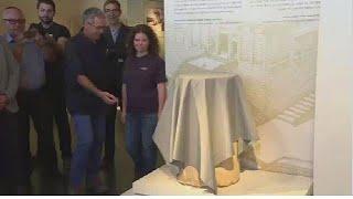Le nom Jérusalem gravé dans une pierre de 2000 ans