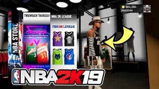 official photos 75a60 49198 nba 2k19 how to get throwback jerseys Videos - 9tube.tv