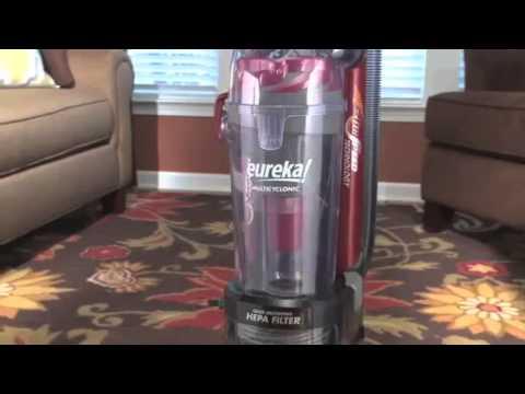 Eureka SuctionSeal Pet Upright Vacuum AS1104A