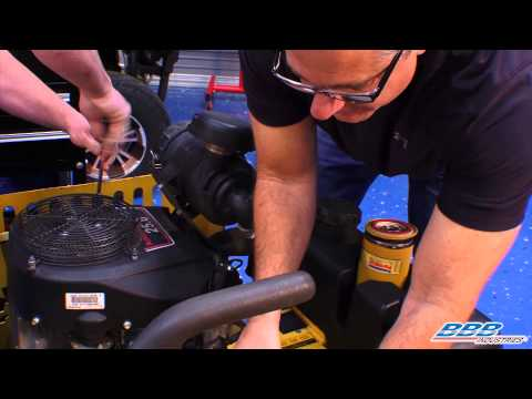 Electrical System Troubleshooting for Lawn Tractors & Mowers