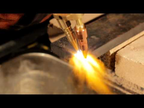 CUTTING THICK STEEL