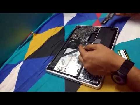 MacBook Pro 13 inch  (Mid 2012) RAM Upgrades
