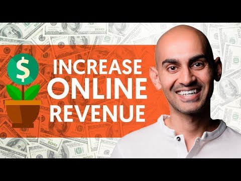 3 Easy Ways to Increase Your Online Revenue by 15% (or More) Without Acquiring New Customers