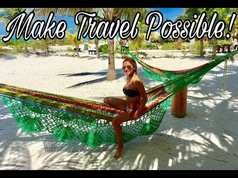 Making Travel Possible!  Little Tips!