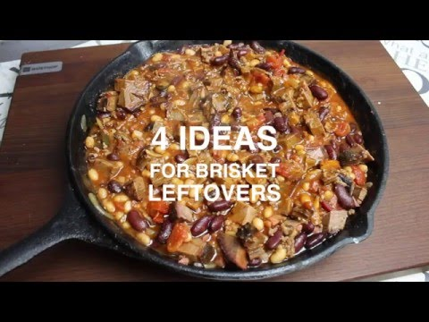 4 ideas for brisket leftover - english Grill- and BBQ-Recipe - 0815BBQ