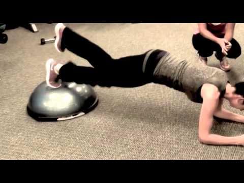 BioRider Fitness: Heel Kick Exercise For Equestrians