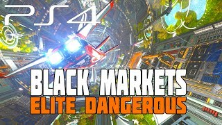 Elite Dangerous - Superpower Ranking and Obtaining the Sol