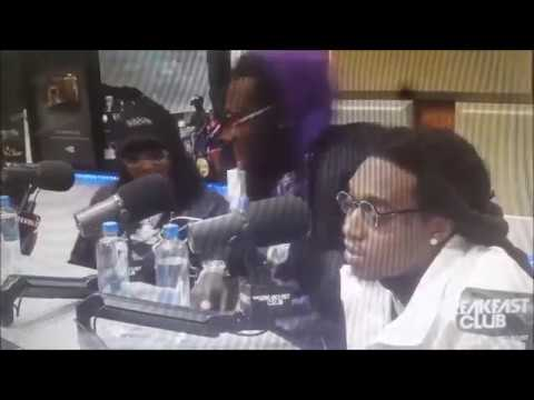 Takeoff says Nicki Minaj was cappin' about not knowing he was talking about her in Motorsport