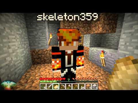 Minecraft ~ Episode 1 - With Immortal Phoenix ~ RETURN OF THE SKELETON!! - 8 / 10