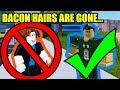 Download   Bacon Hairs Are Gone... | Roblox Jailbreak MP3,3GP,MP4