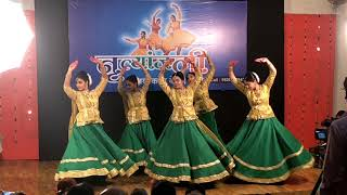 Kathak-ektaal Prastuti/vandana S Kumar