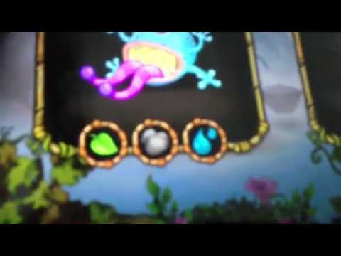 how to breed a pummel on my singing monsters