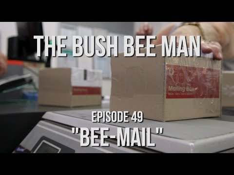 Packing and Shipping Honey Orders - Episode 49: