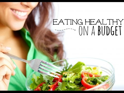 How to Eat Healthy on a Budget! (Cheap & Clean)