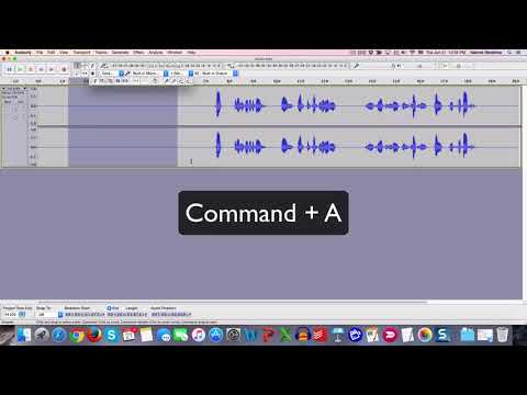 S4 L19 How to edit audio using audacity
