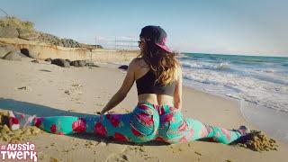 Hailee Steinfeld - Let me go | TWERK FREESTYLE by DHQ Kris Moskov aka KrisMos From Aussie Twerk