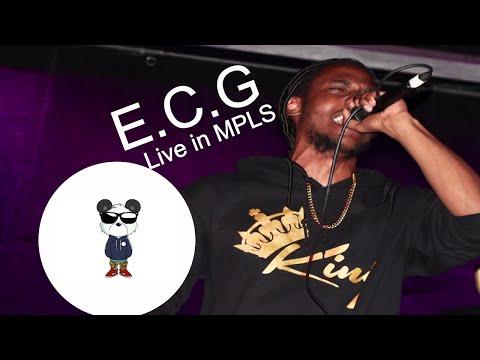 E.C.G - Live in Minneapolis