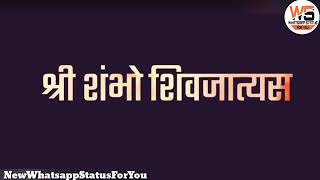 Chatrapati sambhaji maharaj whatsapp status video marathi
