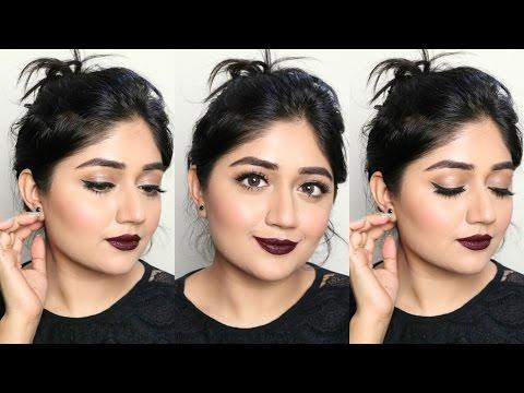 Dark Lip Tutorial for Indian Skin | corallista