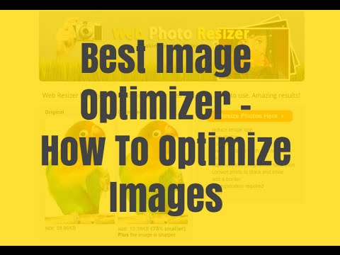Best Image Optimizer -  How To Optimize Images