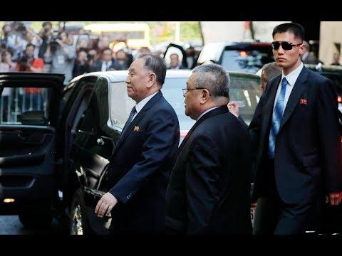 News Wrap: North Korean diplomat arrives in U.S.