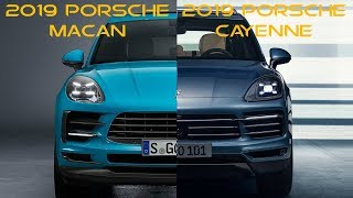 2019 Porsche Macan Vs 2015 Porsche Macan New Vs Old