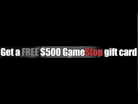 GameStop Gift Cards| Free $500