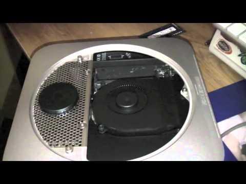 Adding RAM to your Mac Mini