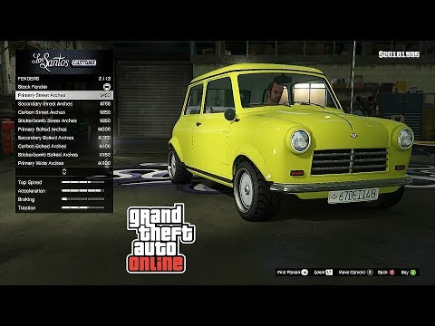 GTA 5 Online Issi Classic Customization Gameplay! NEW GTA 5 DLC Unreleased Cars
