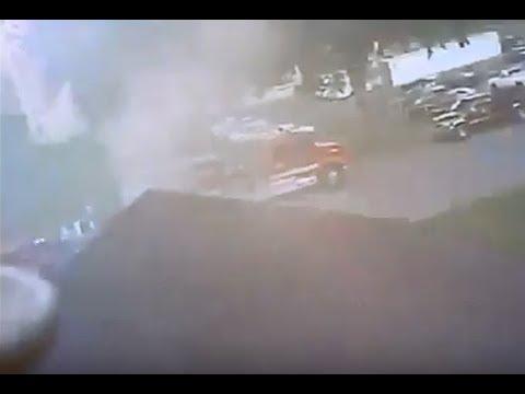 House Fire - Helmet Cam