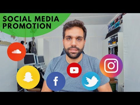 HOW TO USE SOCIAL MEDIA TO PROMOTE YOUR MUSIC AND GET MORE FOLLOWERS