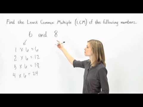 LCM | Least Common Multiple | MathHelp.com