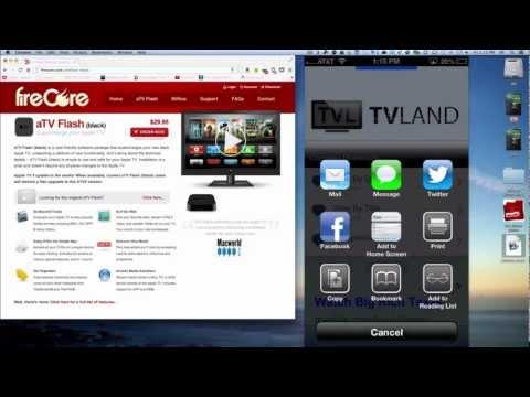 Apple TV HBOGO MAXGO Couch Surfer browser