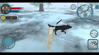 Ultimate Wolf Simulator 3D: Werewolf Games android gameplay