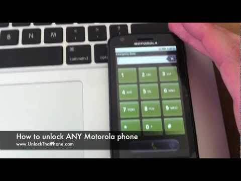 How to Unlock Motorola & enter Subsidy code instantly / Remove