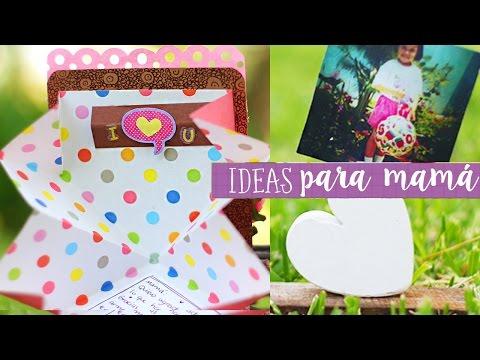 Manualidades para el dia de la madre / Mini Especial Crafty ✎ Craftingeek