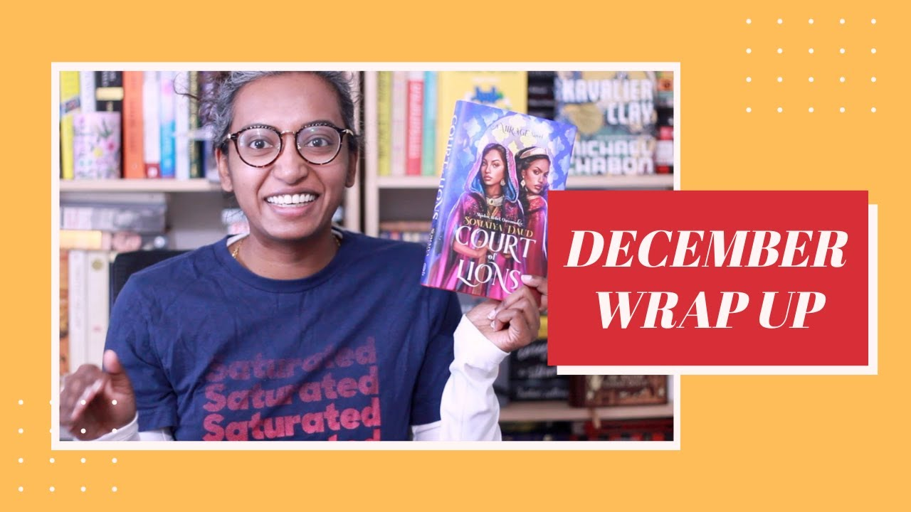 December 2020 Reading Wrap Up