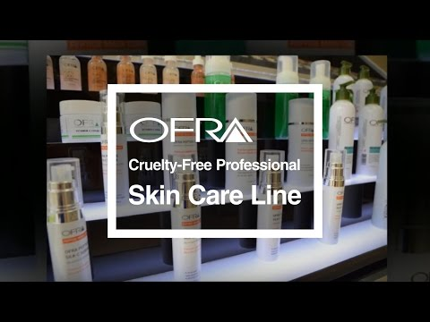 Cruelty-Free Professional Skin Care Line | OFRA Cosmetic Laboratories
