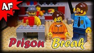 Lego City Prison Break