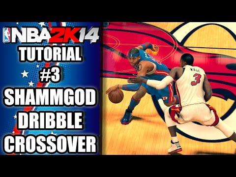 NBA 2K14 Ultimate Dribbling Tutorial - How To Do The SHAMMGOD Ankle Breaker Crossover