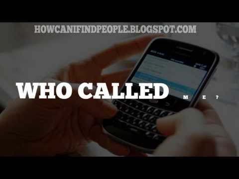 Who Called Me - Phone Detective Review