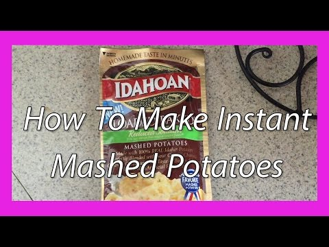 How to Make Instant Mashed Potatoes | LiveJournal 028