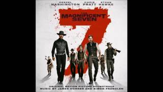 20 Army Invades Town James Horner Simon Franglen The Magnificent Seven mp3