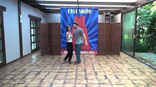 Learn to dance lindy hop : 6 count basics