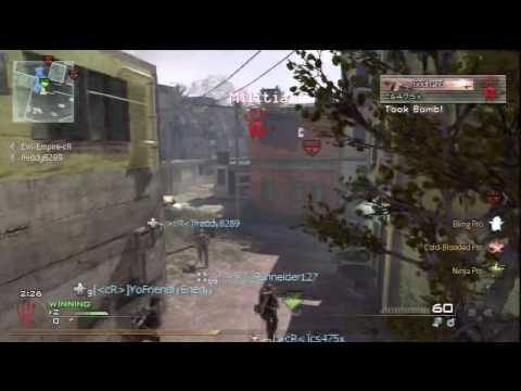 CoD: MW2 | c0deReality Clan | FLAWLESS Search & Destroy