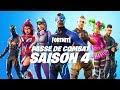 PASSE DE COMBAT SAISON 4 TRAILER ! (Battle Pass Season 4 Trailer) FORTNITE Battle Royale