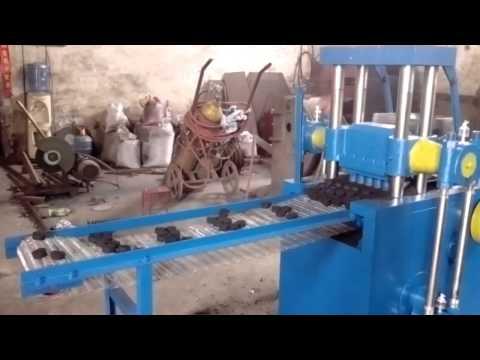 Shisha Charcoal Briquetting Machine/Shisha Charcoal Making Machine