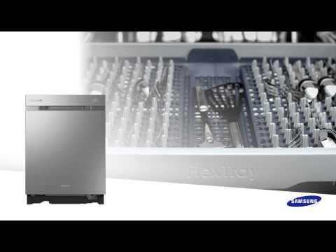 Samsung Dishwasher FlexTray